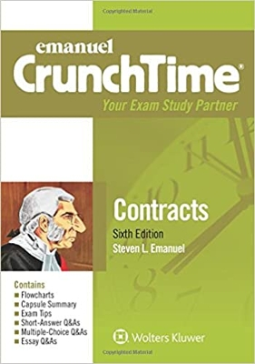 CrunchTime - Contracts