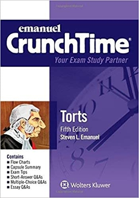 CrunchTime - Torts