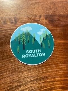 South Royalton Sticker
