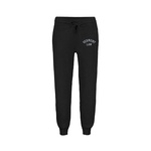 Peace Fleece Jogger - Black