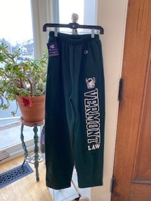 Unisex Vermont Law Sweatpants - Green