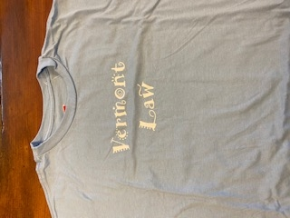 Youth Vermont Law Tee - Light Blue