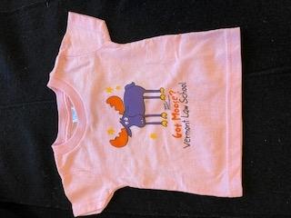 Got Moose? Infant Tee - Pink