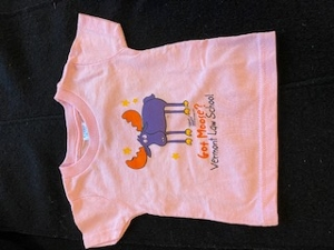 Got Moose? Infant Tee - Pink