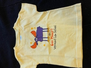 Got Moose? Infant Tee - Yellow