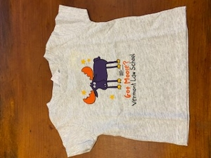 Got Moose? Infant Tee - Light Grey