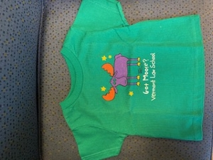 Got Moose? Infant Tee - Green