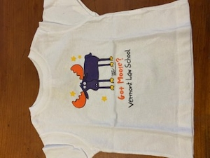 Got Moose? Infant Tee - White