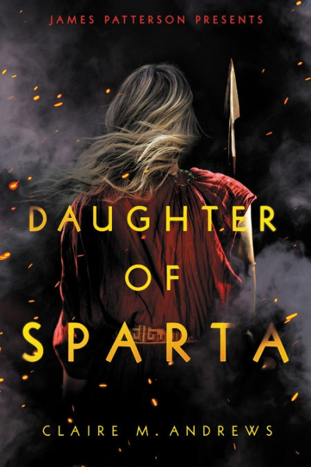 Daughter of Sparta by Claire Andrews - PREORDER FOR JUNE 2021