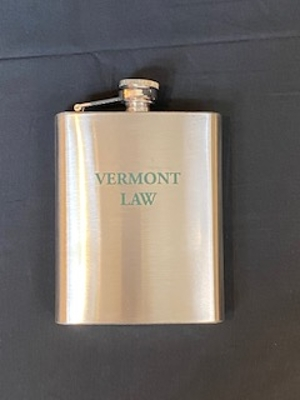 Vermont Law Flask