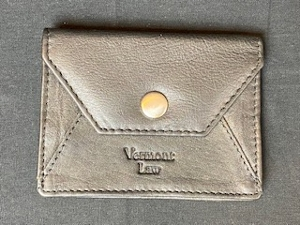 Leather Wallet and ID Sleeve