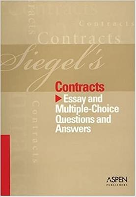 Siegels Essay and Multiple-Choice Q & A