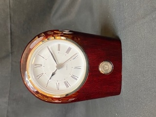 VLS Medallion Palm Clock
