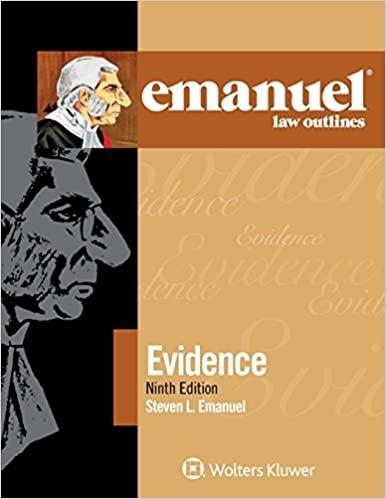 Emanuel Evidence