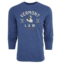 Hockey Long Sleeve Shirt in Royal Blue