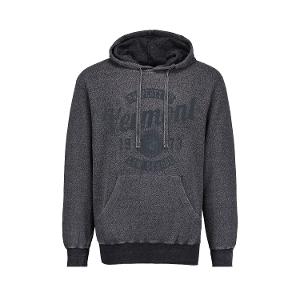 Atmosphere Fuzzy Sweatshirt - Charcoal