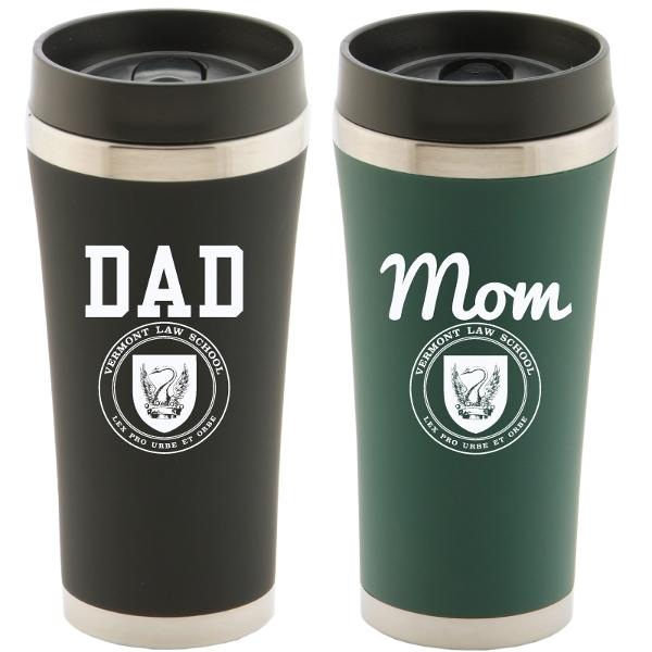 Mom & Dad Travel Mug Set