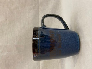 Antigua Blue Mug