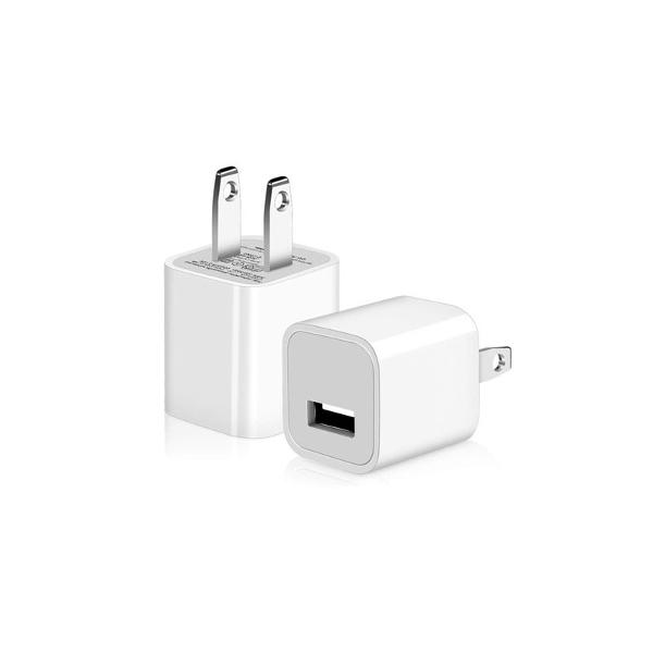 USB Wall Charging Cube