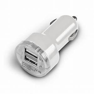 USB Car Charging Cube