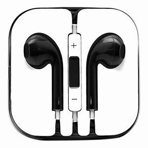 Earbuds with Remote and Mic
