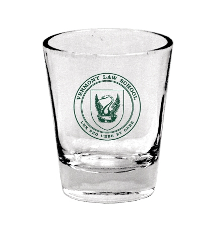 Shot Glass with VLS Seal
